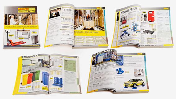Stöhr Entwickelt Neue Katalog Marke Für Schäfer Shop
